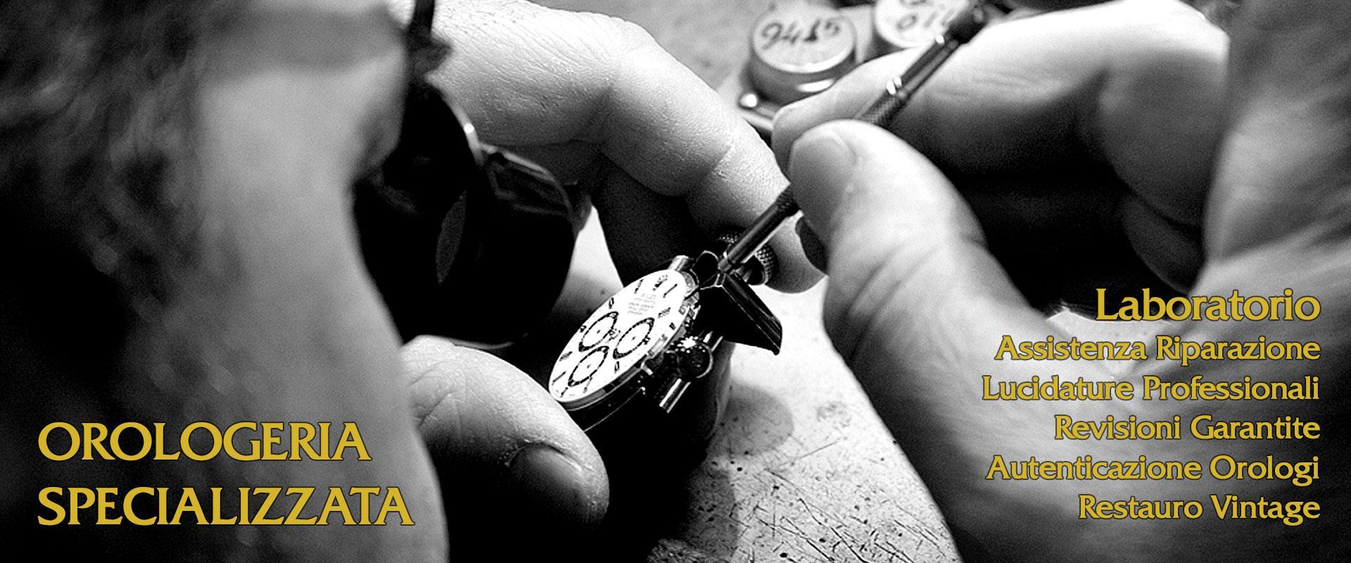 Assistenza Riparazione Rolex
