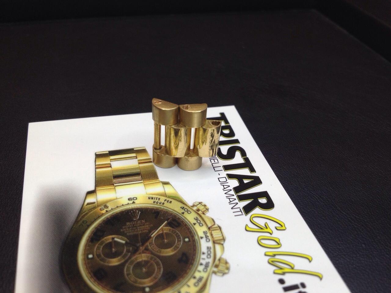 miglior sito web 2a60b c530d Maglia Rolex Oro Giallo - President