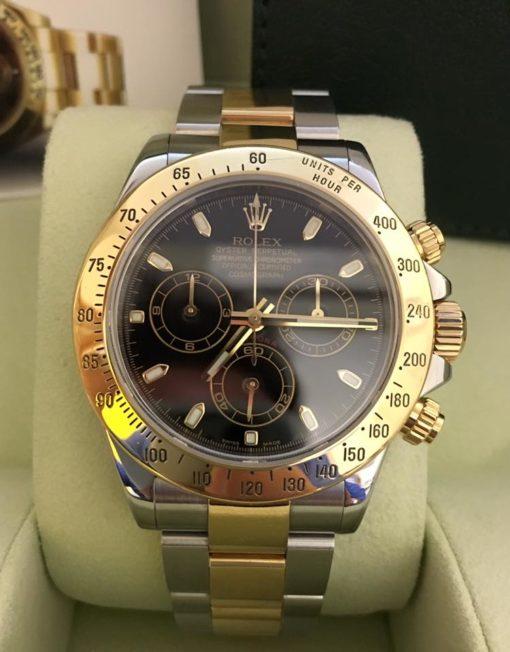 Rolex Daytona Cosmograph Steel-Gold-6