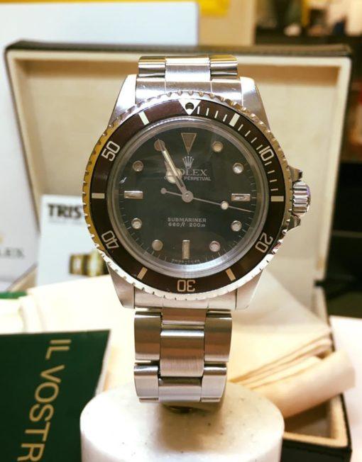 rolex-submariner-vintage-ghiera-brown-1